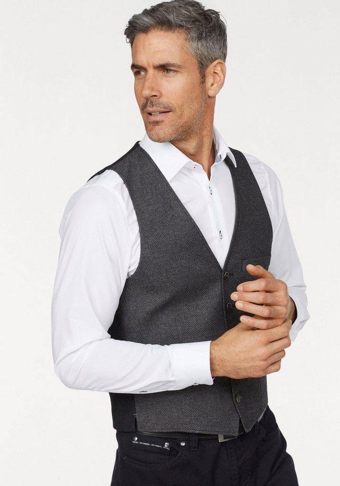 roy robson anzugweste, mit vielen kontrastdetails online kaufen otto  roy robson anzugweste