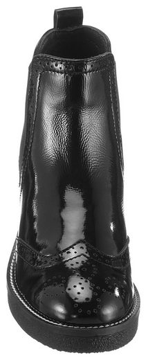 »savile Glänzender Jeans In Optik Glass« Pepe Chelseaboots nT1UqRw0R