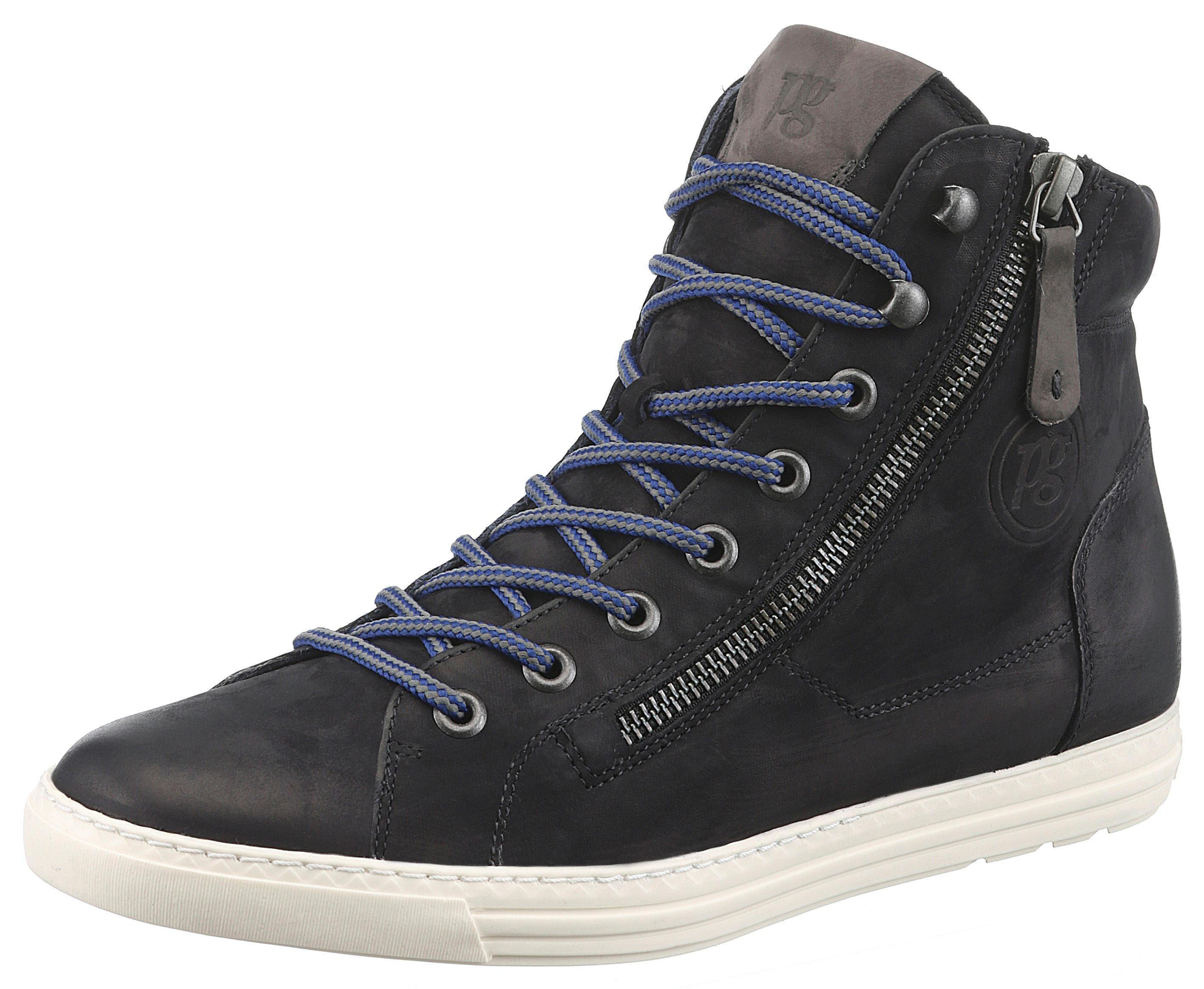Paul Green Sneaker, mit Außenreißverschluss kaufen  dunkelblau