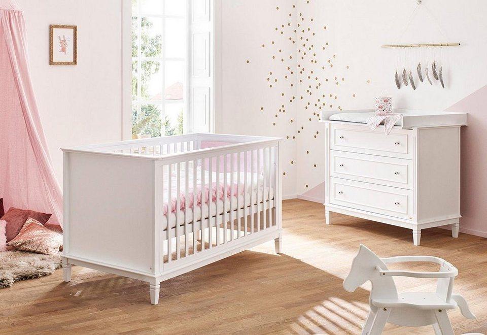 Pinolino babyzimmer set 2 tlg. sparset »hope breit« online