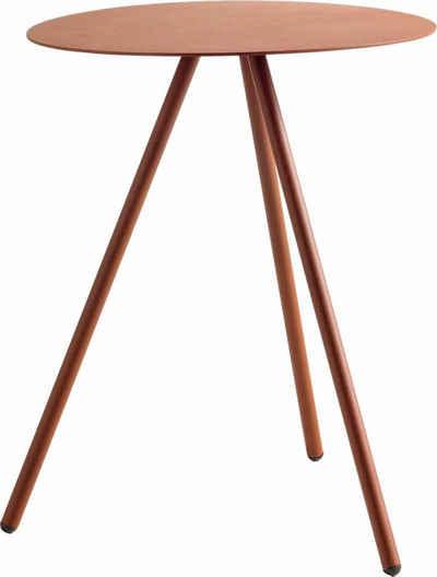 hülsta Beistelltisch »MULTI - VARIS 02«, aus Metall, Höhe 51 cm