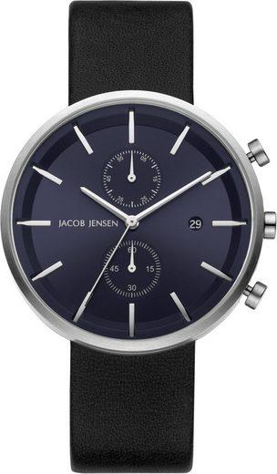 Jacob Jensen Chronograph »621«