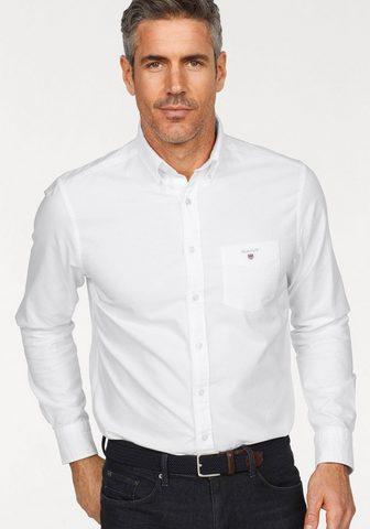 Рубашка с длинными рукавами »Oxf...