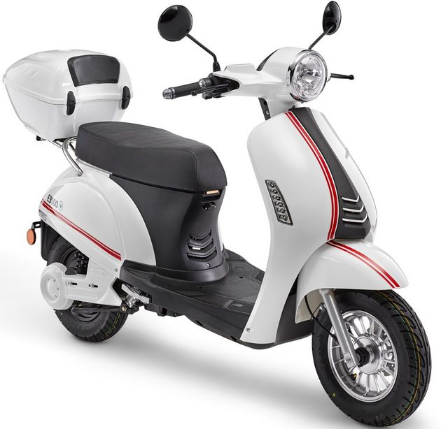 Luxxon E-Motorroller »E3000«, 3000 W, 45 km/h*