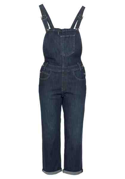 Levi's® Plus Latzjeans »Plus Size Shaping Overall« Latzjeans in gerader Form