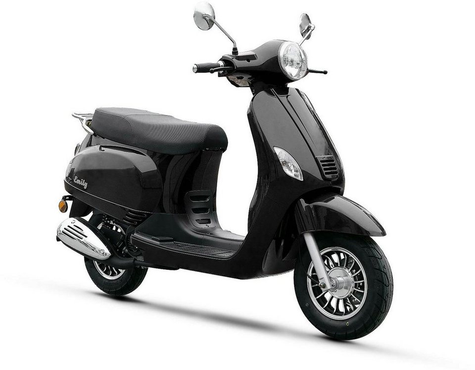 luxxon motorroller emily 50 ccm 45 km h euro 4 online. Black Bedroom Furniture Sets. Home Design Ideas