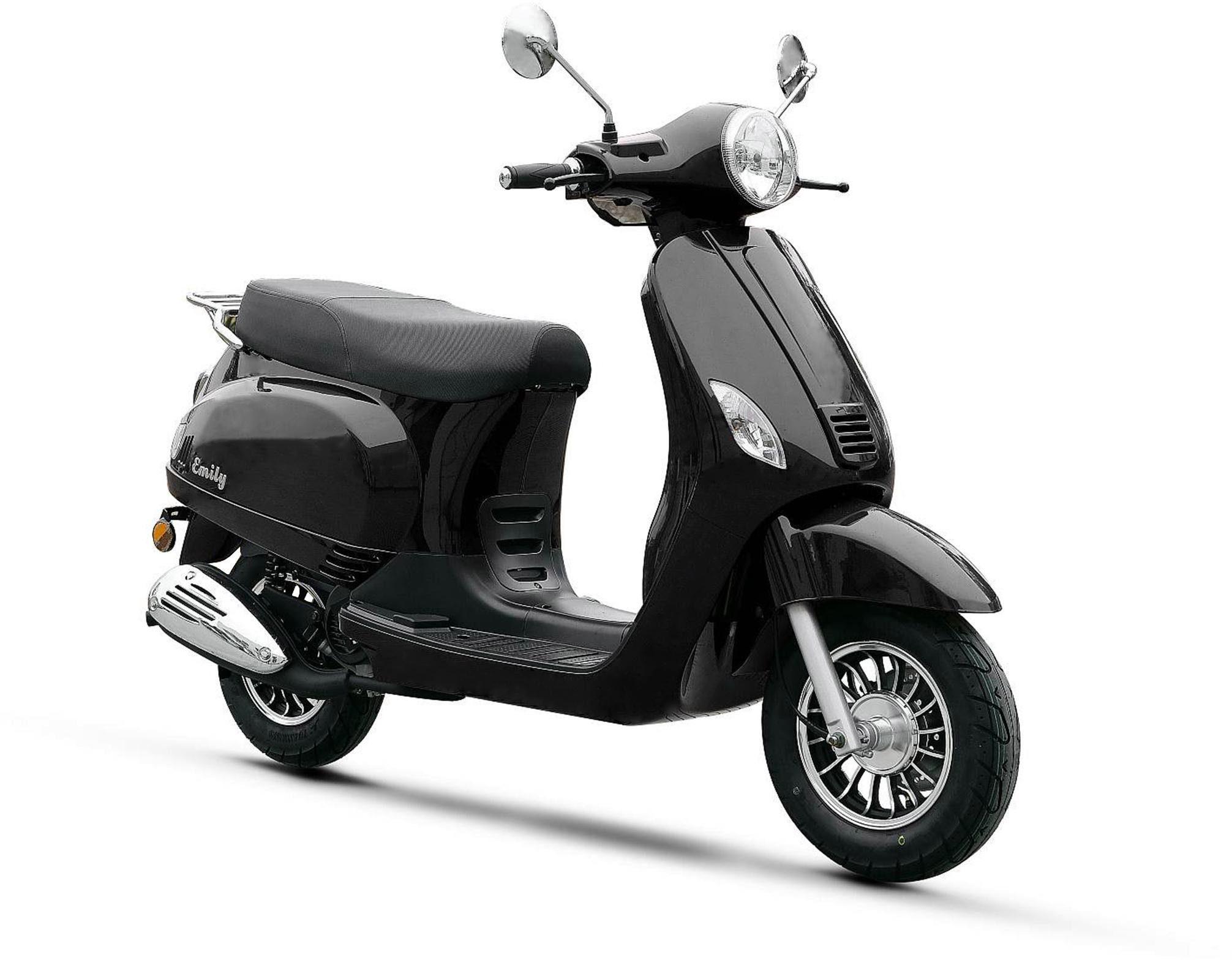 Luxxon Motorroller »Emily«, 50 ccm, 45 km/h, Euro 4