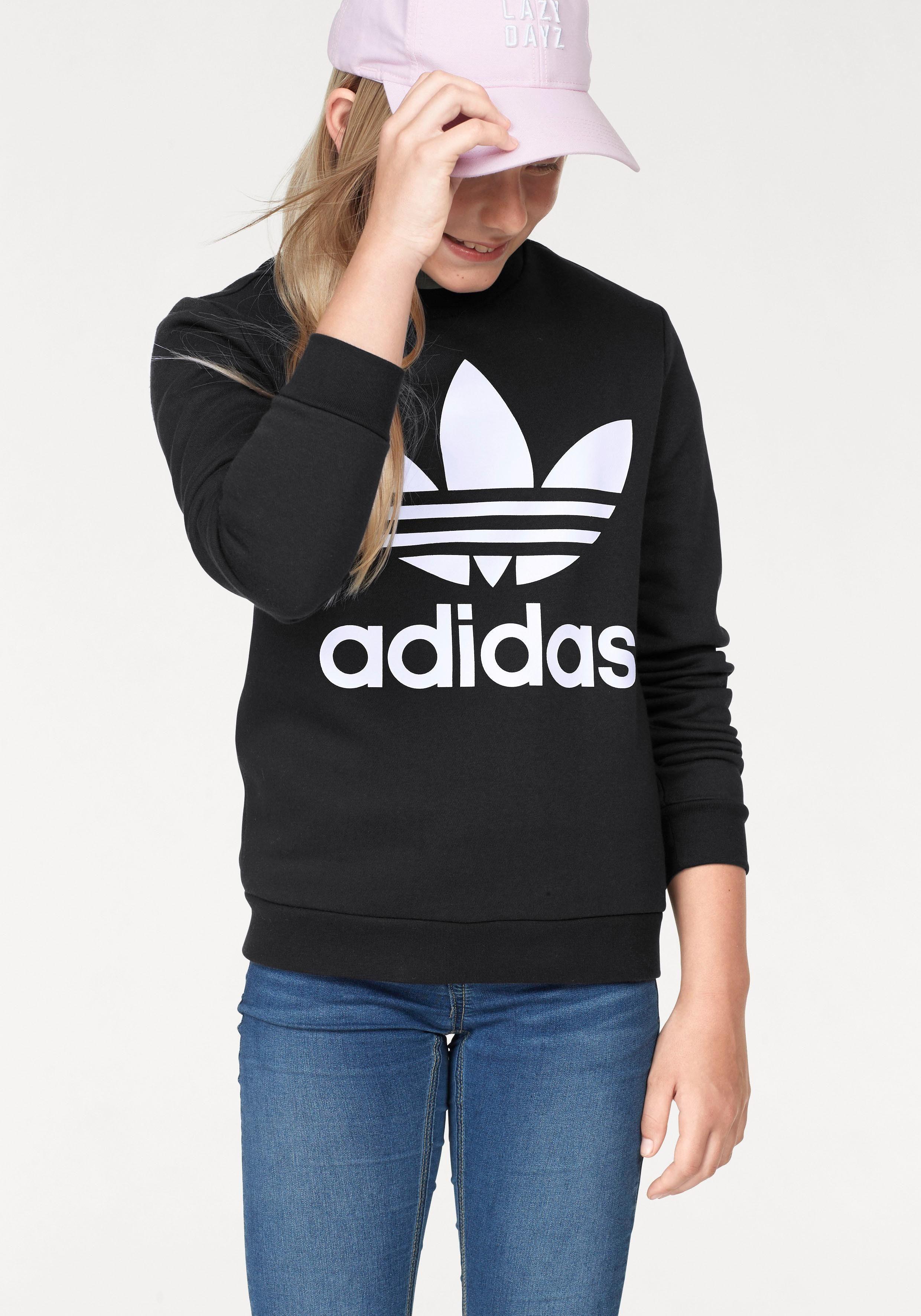 adidas Originals Свитшот »JUNIORW CREW« für Девушки und Юноши