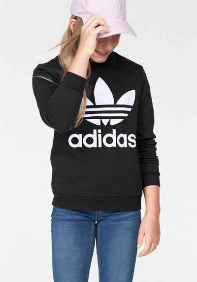 adidas Originals Sweatshirt »JUNIORW CREW« für Mädchen und Jungen 1bd2543321