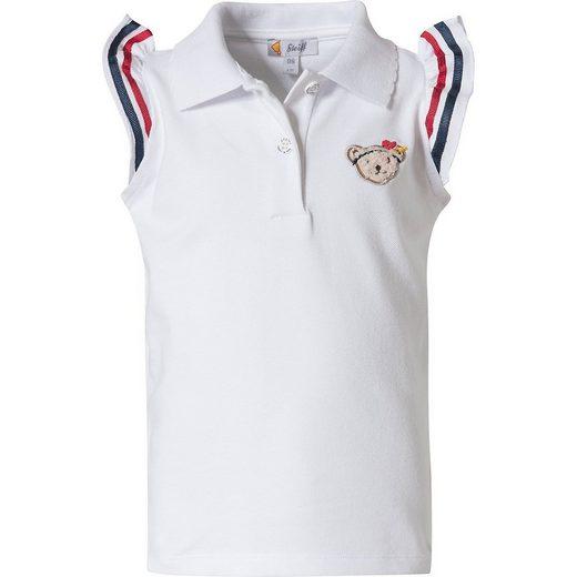 Steiff Poloshirt »Poloshirt für Mädchen«
