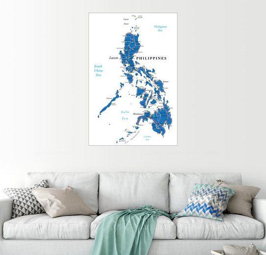 Posterlounge Wandbild »Philippinen«