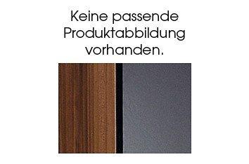 TV-Paneel in walnussfarben