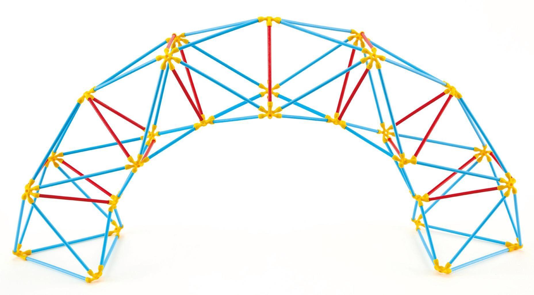 Hape Konstruktionsspielzeug, »Architektur-Bausatz«