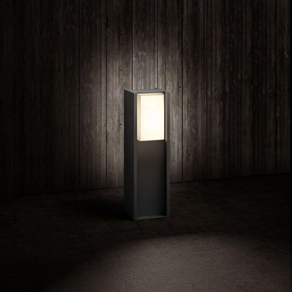 philips hue led sockelleuchte turaco 1 flammig led au enleuchte smartes led lichtsystem mit. Black Bedroom Furniture Sets. Home Design Ideas