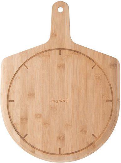 BergHOFF Pizzaschneidebrett »Leo«, Holz, (2-St)