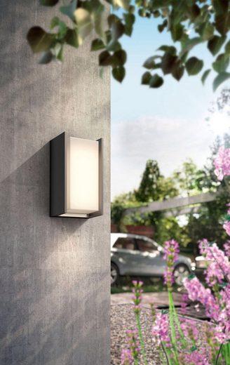 Philips Hue LED Außen-Wandleuchte »Turaco«, smartes LED-Lichtsystem mit App-Steuerung
