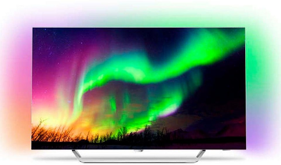 philips 65oled873 oled fernseher 164 cm 65 zoll 4k ultra hd smart tv online kaufen otto. Black Bedroom Furniture Sets. Home Design Ideas