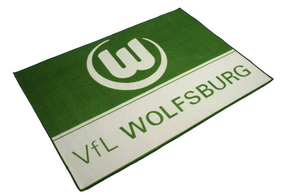 Teppich, Hanse Home, »Wolfsburg«, rutschhemmend