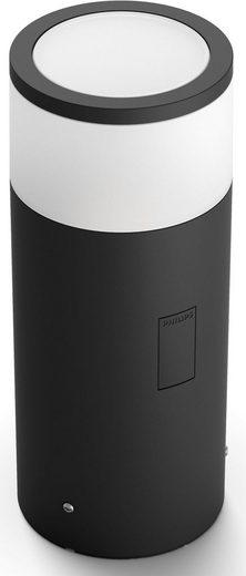 Philips Hue LED Sockelleuchte »Calla«, Basis-Set, smartes LED-Lichtsystem mit App-Steuerung