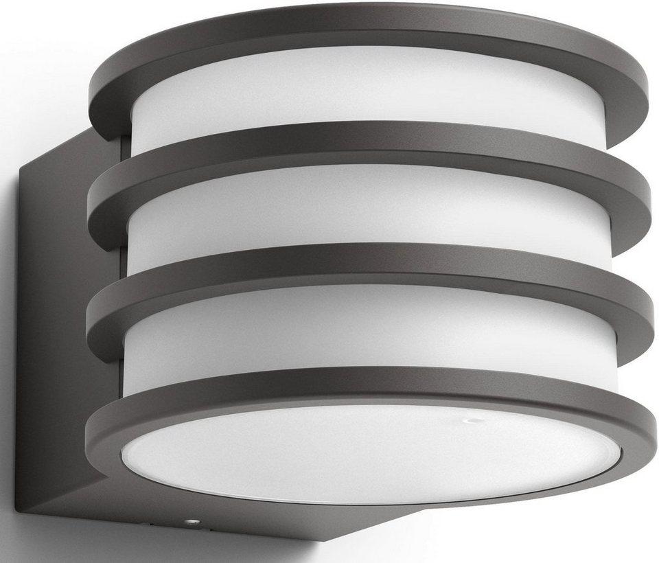 philips hue led au en wandleuchte lucca 1 flammig. Black Bedroom Furniture Sets. Home Design Ideas