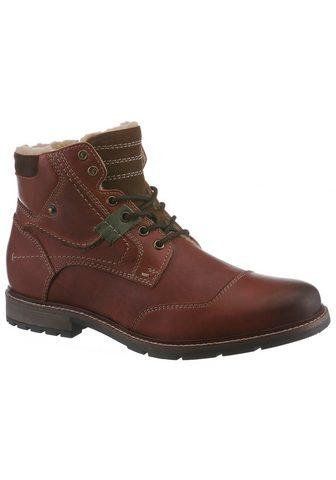 PETROLIO Ботинки со шнуровкой