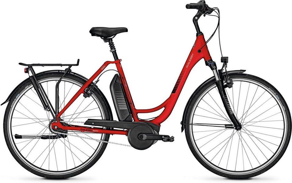 raleigh e bike jersey 7 gang shimano nabenschaltung mittelmotor 250 w online kaufen otto. Black Bedroom Furniture Sets. Home Design Ideas
