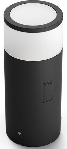 Philips Hue LED Sockelleuchte »Calla«, 1-flammig, Erweiterung - smartes LED-Lichtsystem mit App-Steuerung