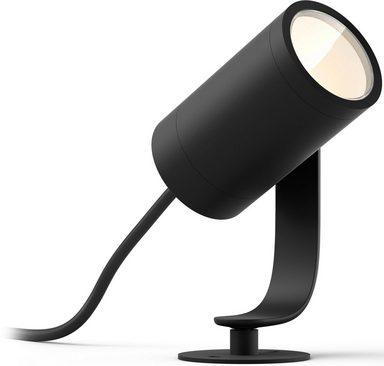 Philips Hue LED Gartenstrahler »Lily«, 1-flammig, Base-Kit - mit Netzteil