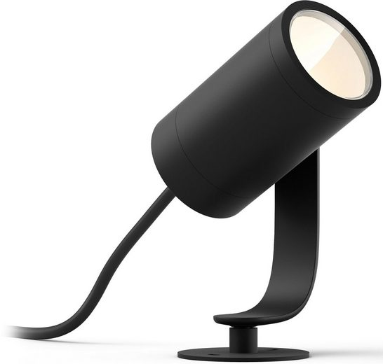 Philips Hue LED Gartenstrahler »Lily«, Base-Kit - mit Netzteil