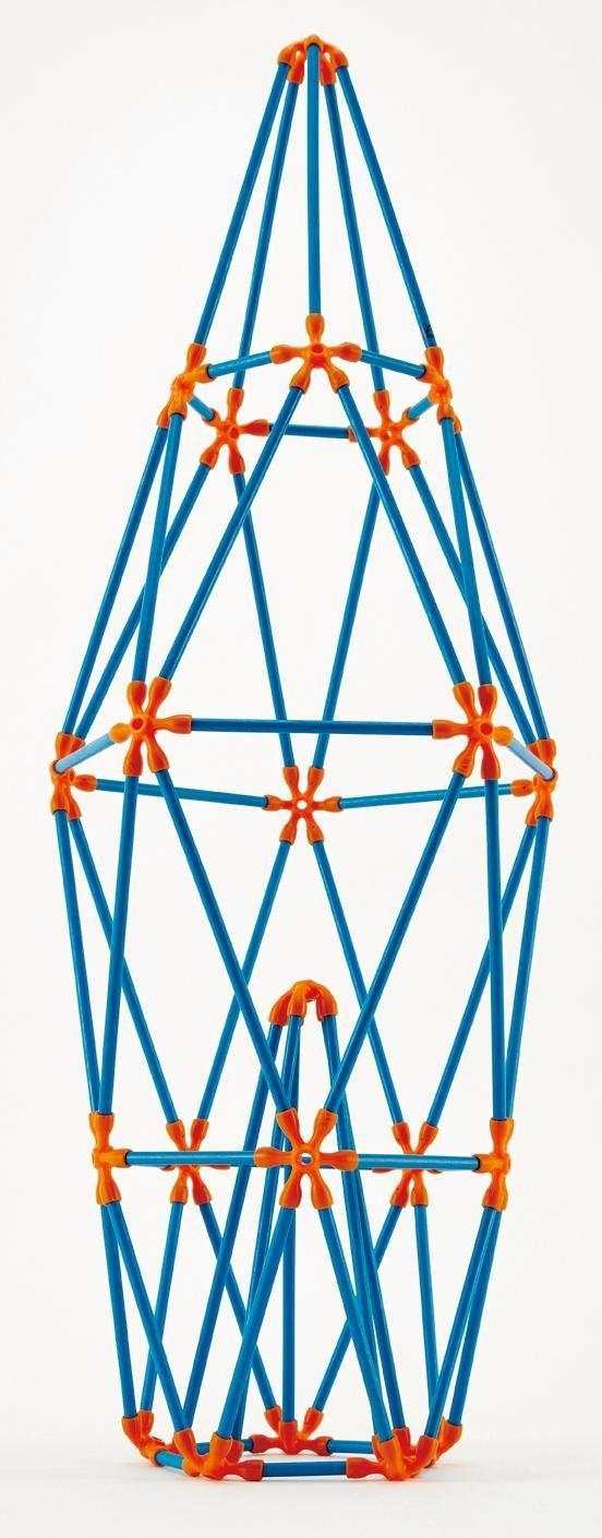 Hape Konstruktionsspielzeug, »Türme Bausatz«