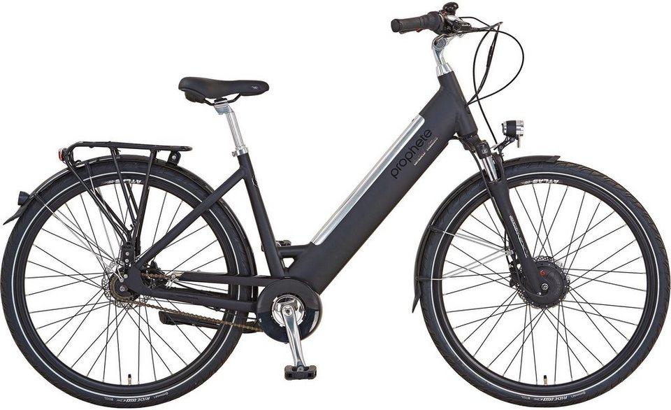 prophete e bike alu city 28 limited edition 7 gang. Black Bedroom Furniture Sets. Home Design Ideas