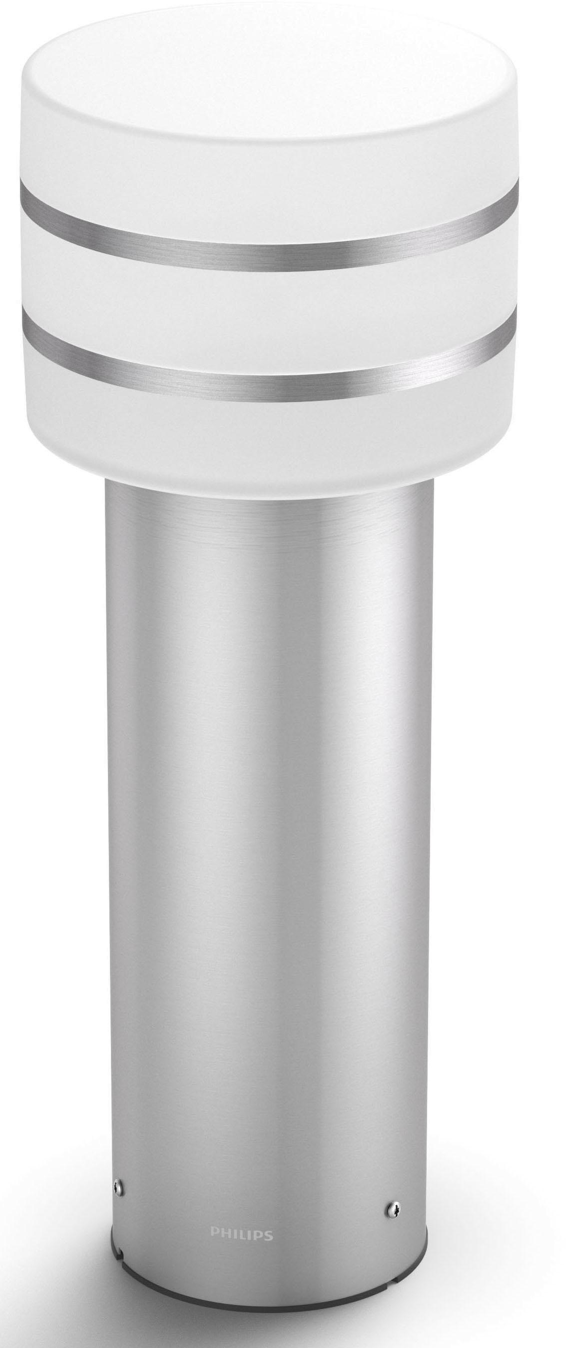 LED Sockelleuchte »Tuar«, 1-flammig, LED Außenleuchte - smartes LED-Lichtsystem mit App-Steuerung
