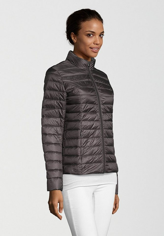 competitive price 1e0ef a4143 OTTO Damen JOTT Daunenjacke »CHA« die Jacke ist zusammenfaltbar und in  einem dazugehörigen Beutel verstaubar blau, braun, rot, schwarz | ...