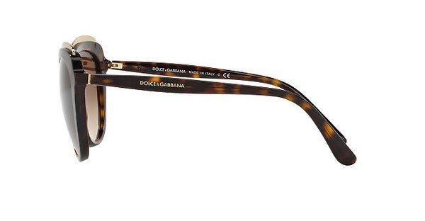 DOLCE & GABBANA Damen Sonnenbrille »DG4304«
