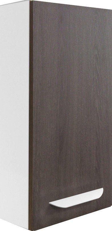 FACKELMANN Badhängeschrank »Lavella«, Breite 35 cm   Bad > Badmöbel > Hängeschränke fürs Bad   Weiß   Spanplatte   FACKELMANN