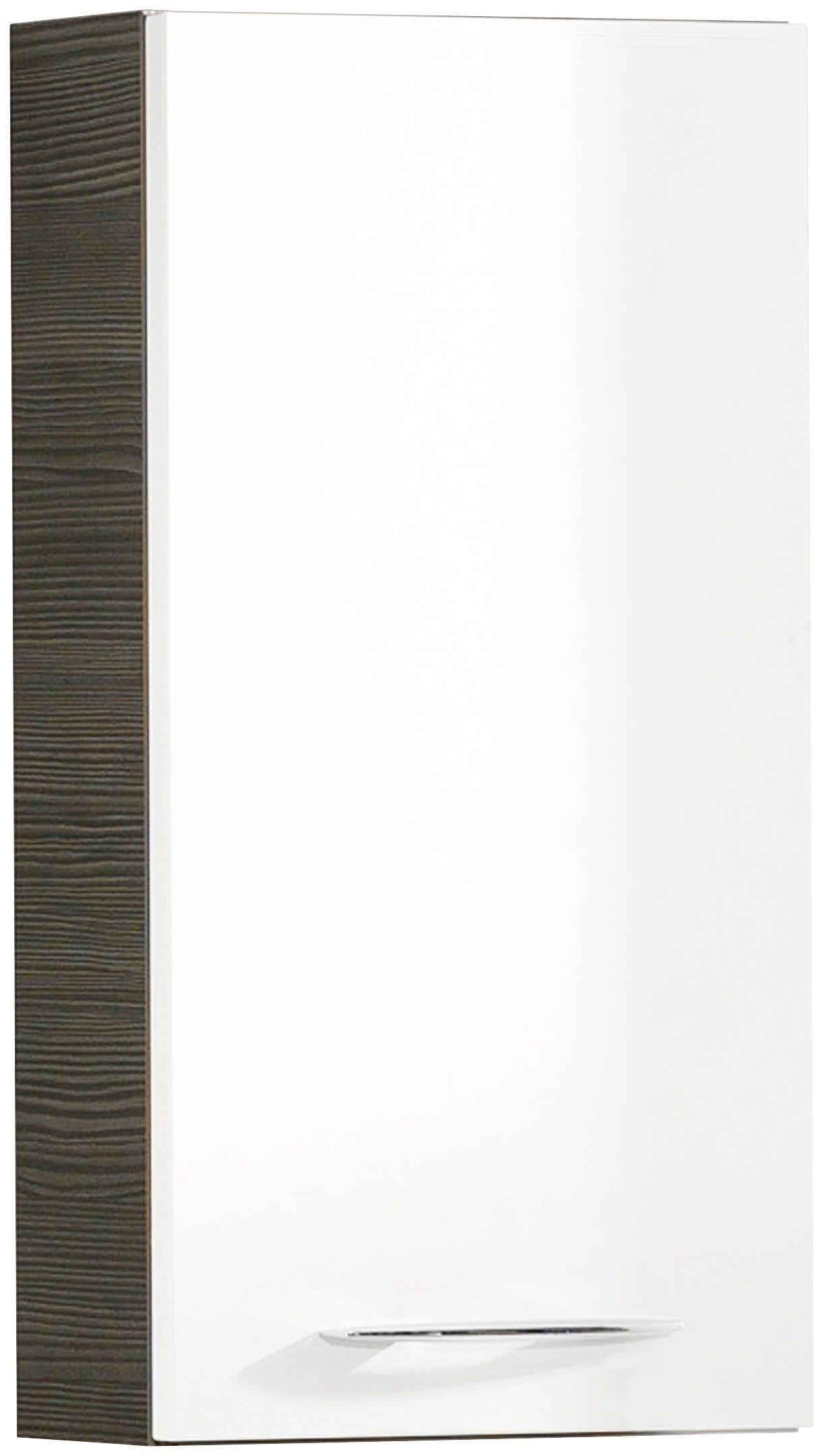FACKELMANN Badhängeschrank »Vadea«, Breite 35 cm   Bad > Badmöbel > Hängeschränke fürs Bad   Weiß   Spanplatte   FACKELMANN