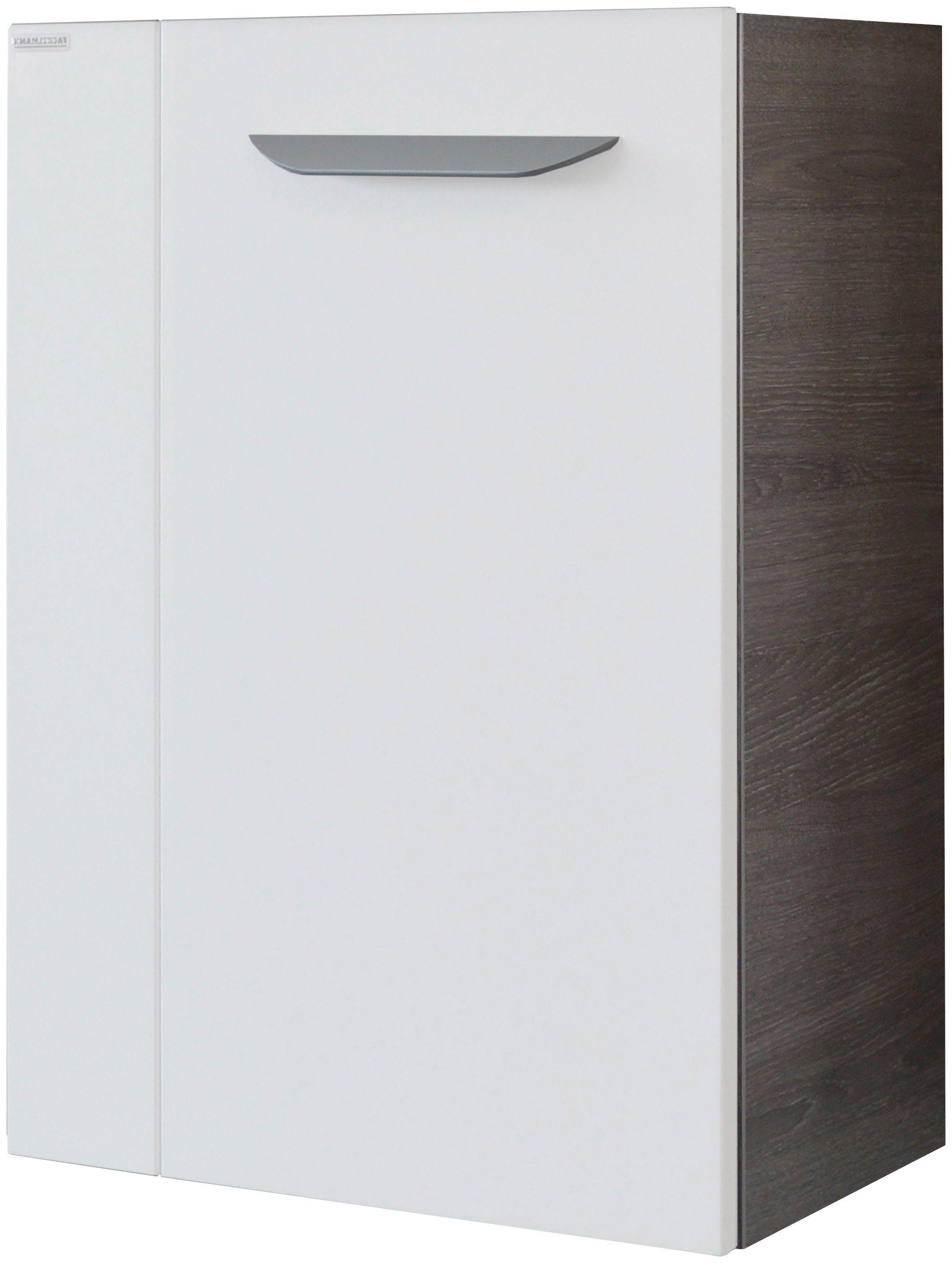 FACKELMANN Waschtischunterbau »Lavella«, Breite 44 cm | Bad > Badmöbel > Badmöbel-Sets | Weiß | Spanplatte | FACKELMANN