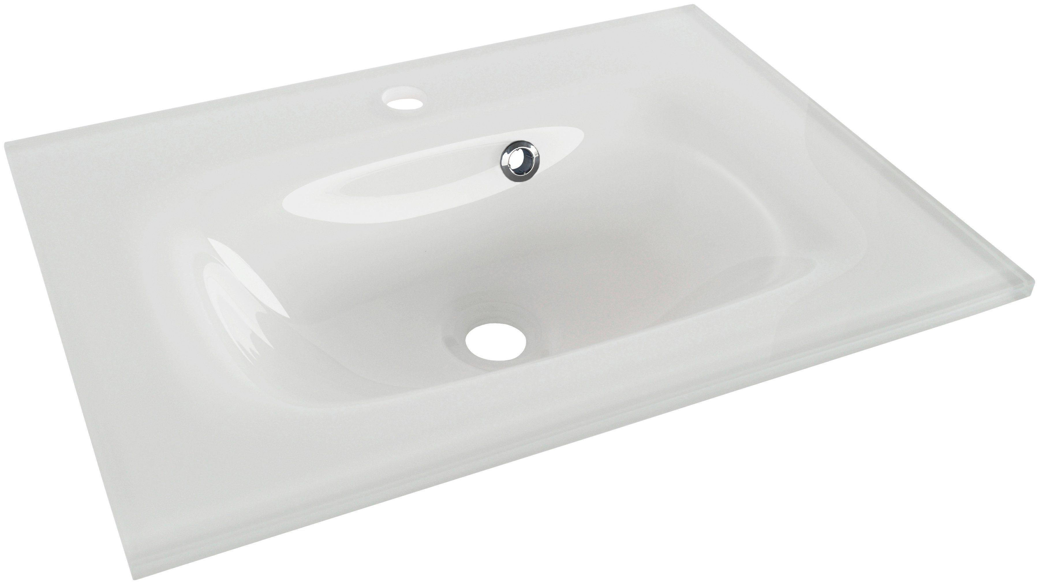 FACKELMANN Glas-Waschbecken »Yega«, Breite 60,5 cm