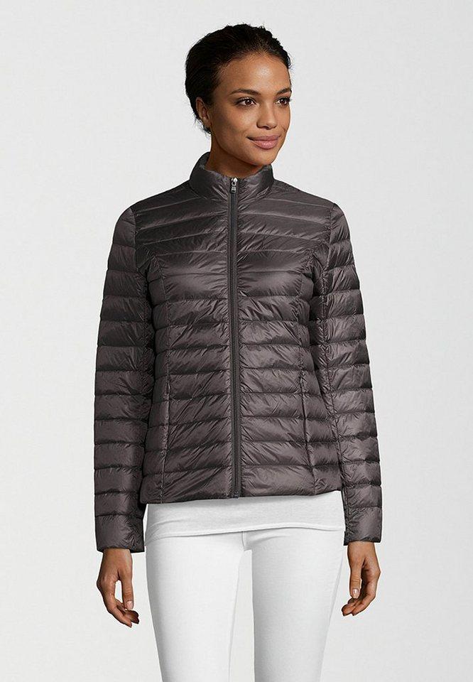 competitive price 20304 dec06 OTTO Damen JOTT Daunenjacke »CHA« die Jacke ist zusammenfaltbar und in  einem dazugehörigen Beutel verstaubar blau, braun, rot, schwarz | ...