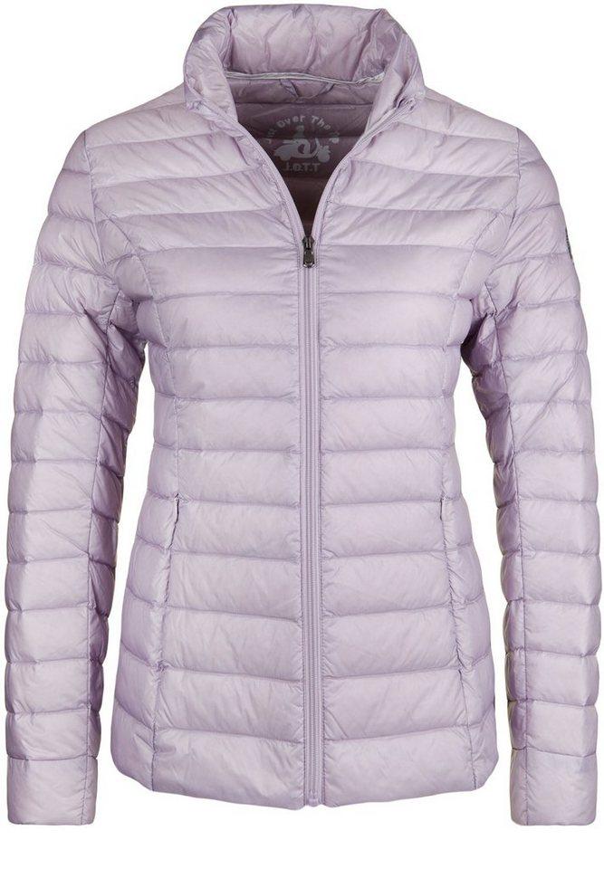 new concept dda54 923ae JOTT Daunenjacke »CHA Federleicht« die Jacke ist zusammenfaltbar und in  einem dazugehörigen Beutel verstaubar online kaufen | OTTO