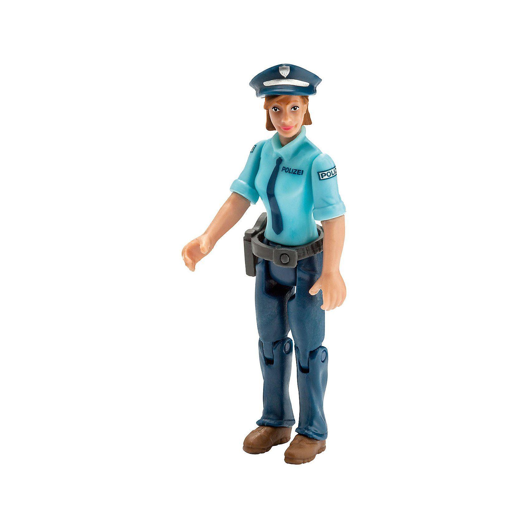 Revell Junior Kit - Police Woman