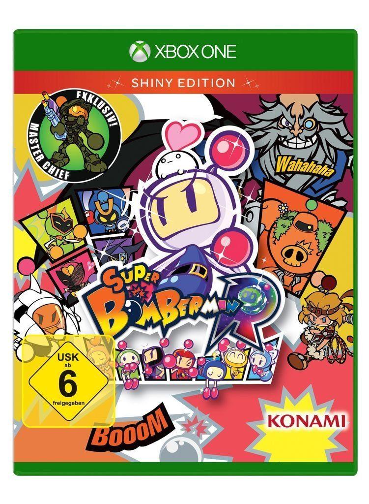 Konami XBOX One - Spiel »Super Bomberman R-Shiny Edition«
