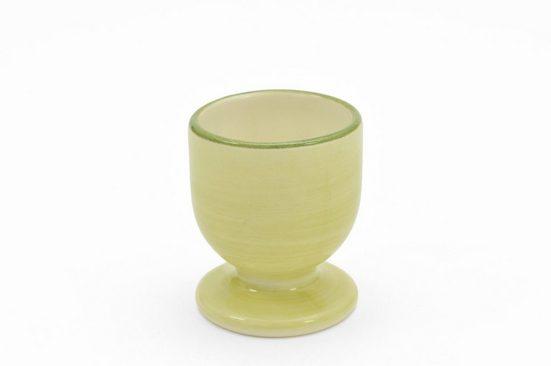 Zeller Keramik Eierbecher mit Fuß »Bella Toscana«
