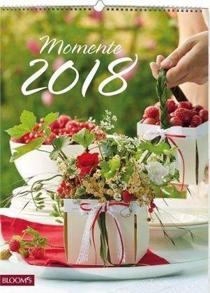 Kalender »Momente 2018«