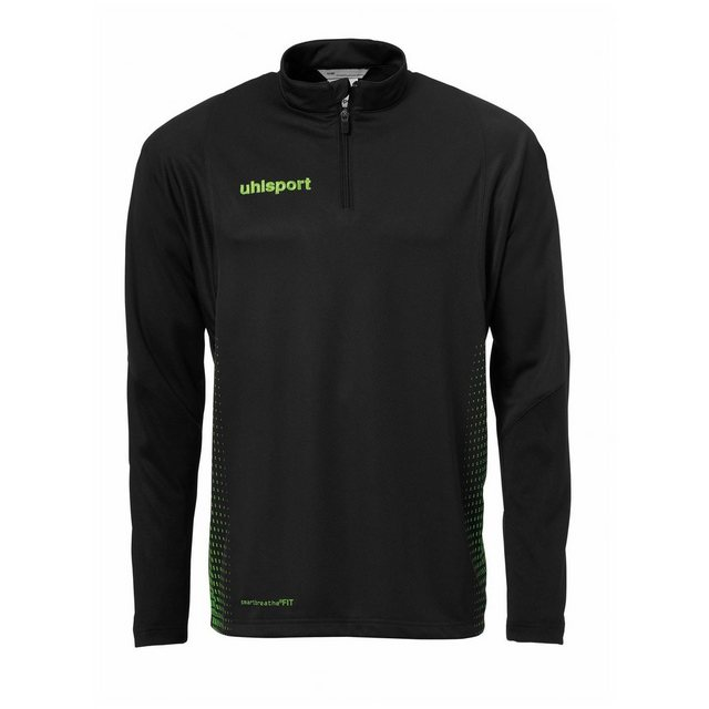 Uhlsport Score 1/4 Zip Top Trainingsshirt Herren | Sportbekleidung > Sportshirts > Funktionsshirts | Schwarz | Polyester | Uhlsport