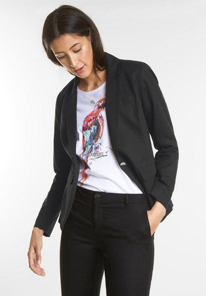 5d4b459bb6 Street One Klassischer Blazer online kaufen | OTTO