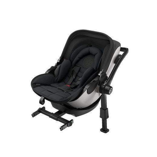 kiddy Babyschale Evoluna i-Size 2 inkl. Isofix-Base 2, Speed Black