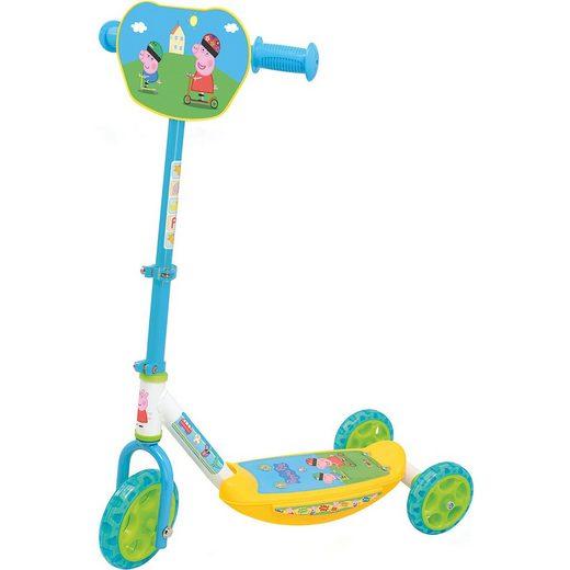 Smoby Peppa Pig Roller, 3 Räder