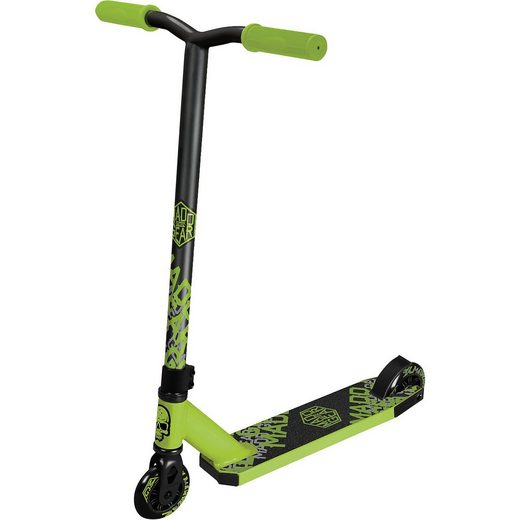MADD Gear Scooter Whip Tacker, lime