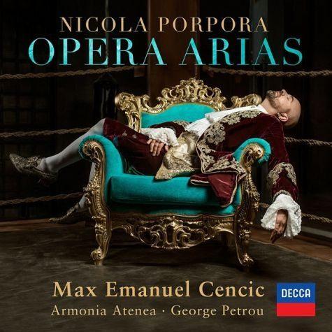 Audio CD »Nicola Porpora: Porpora: Opera Arias«